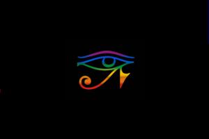 LGBTIQ Expression Pride Flag - Goth