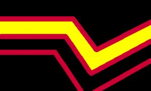 LGBTIQ Fetish Expression Pride Flag - Rubber & Latex