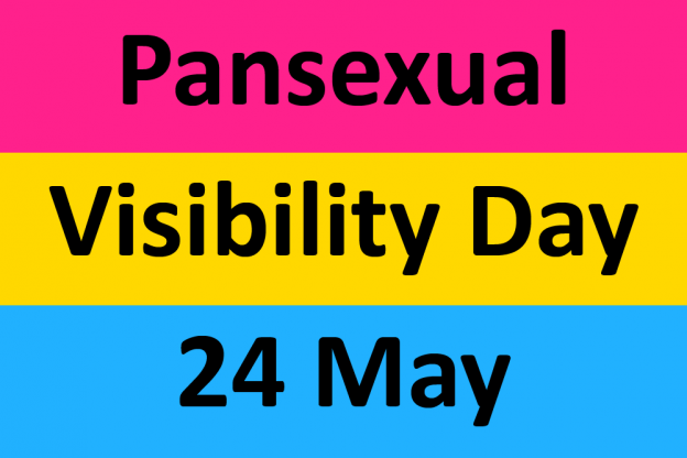 Pansexual Visibility Day 24 May